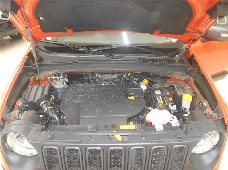 Jeep  RENEGADE   2.0 16V Turbo Trailhawk 4X4