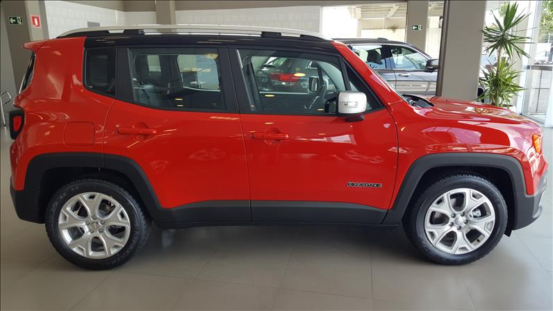 Jeep  RENEGADE   1.8 16V Limited