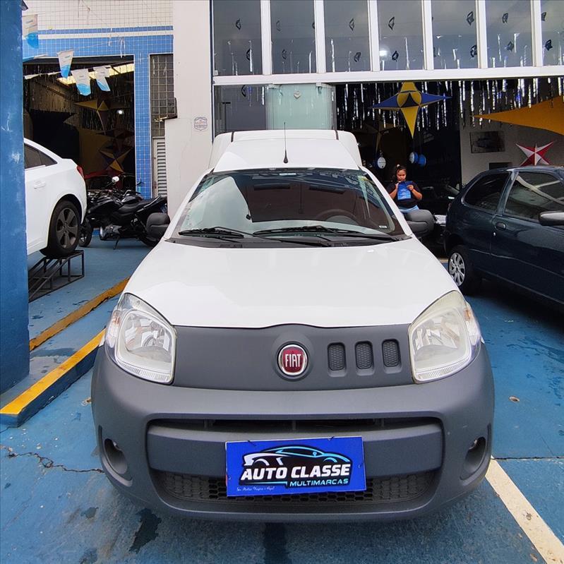 Seminovos certificados FIAT FIORINO 1.4 MPI FURGAO HARD WORKING 8V FLEX 2P MANUAL