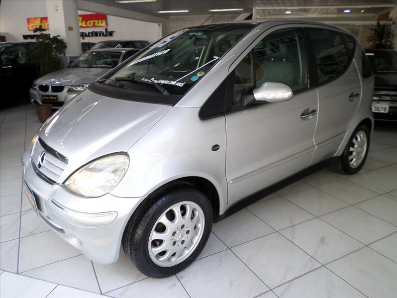 W168 - A190 2004/2005 Elegance - R$ 17.890,00 DOO-3250_02
