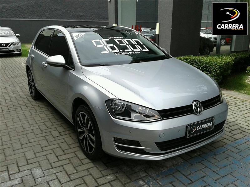 3a66e36444008 Carros Volkswagen Golf Usados   Carrera Acelera Veículos