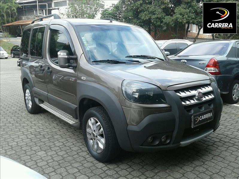 Fiat Doblo 1.8 MPI Adventure 16V