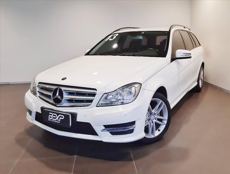MERCEDES-BENZ C 180 1.8 CGI Touring 16V Turbo