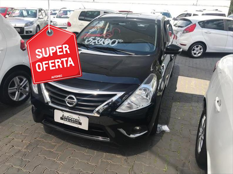 NISSAN  VERSA   1.6 16V Unique