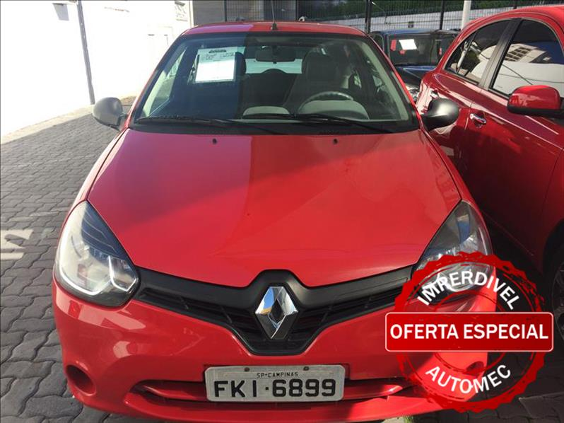RENAULT  CLIO   1.0 Authentique 16V