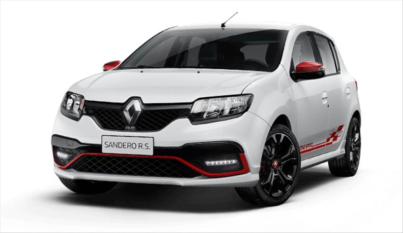RENAULT  SANDERO   2.0 16V RS Racing Spirit