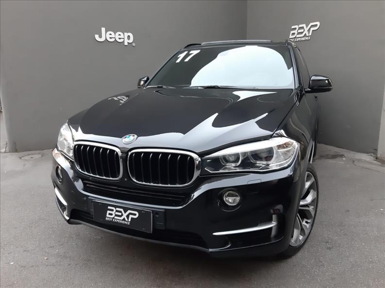 BMW X5 3.0 FULL 4X4 35I 6 CILINDROS 24V GASOLINA 4P AUTOMATICO
