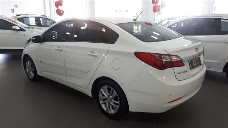 2014 Hyundai HB20S 1.6 Premium 16V