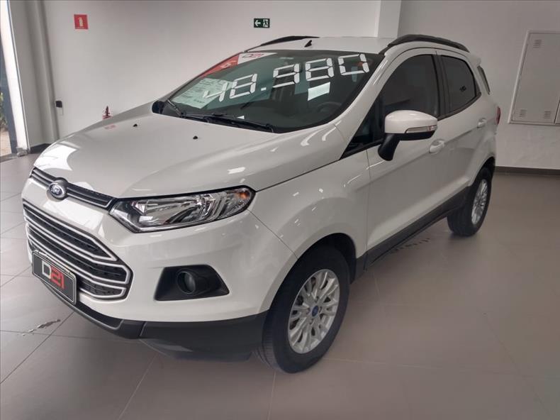 2016 Ford ECOSPORT 1.6 SE 16V