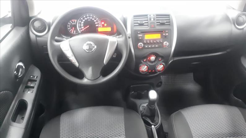 2019 Nissan MARCH 1.6 SV 16vstart