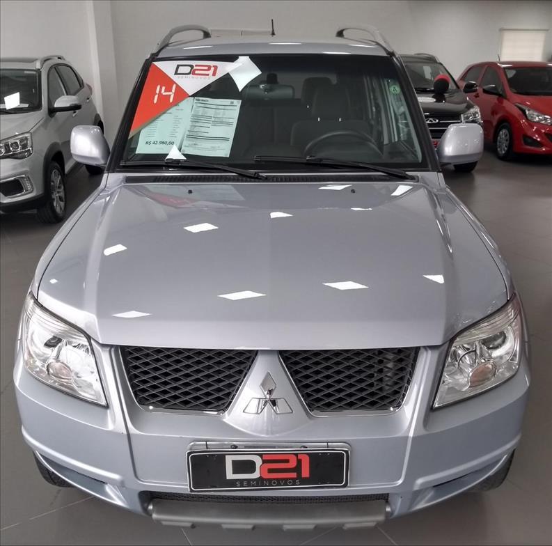 2014 Mitsubishi PAJERO TR4 2.0 4X2 16V 140cv