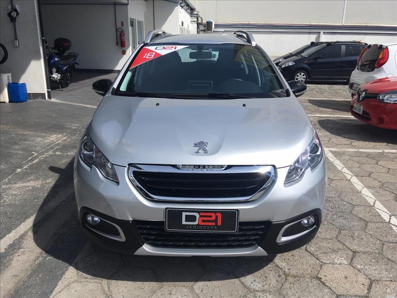 2018 Peugeot 2008 1.6 16V Allure