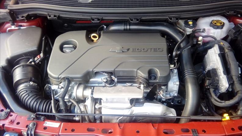 2018 Chevrolet CRUZE 1.4 Turbo LT 16V