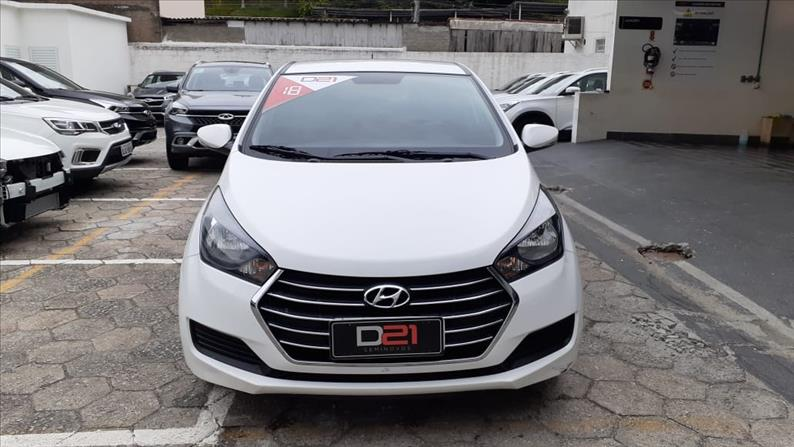 2018 Hyundai HB20S 1.6 Comfort Plus 16V