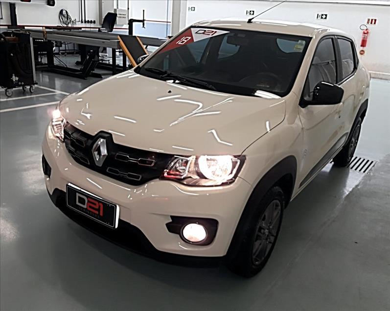 2018 Renault KWID 1.0 12V SCE Intense