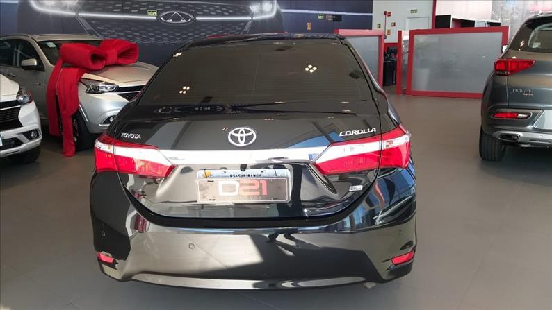 2017 Toyota COROLLA 1.8 GLI 16V