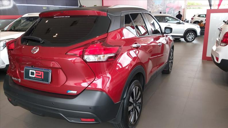 2018 Nissan KICKS 1.6 16vstart SL