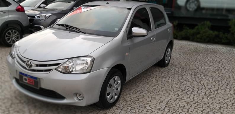 2014 Toyota ETIOS 1.3 X 16V