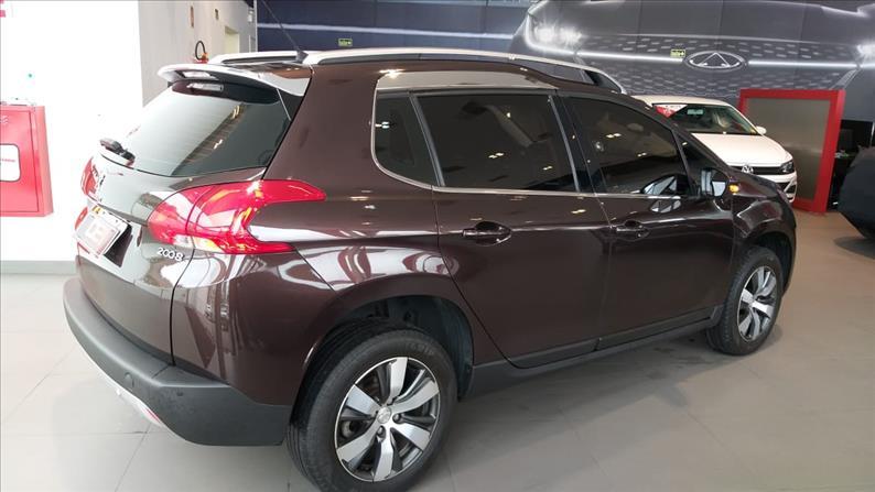 2017 Peugeot 2008 1.6 16V Griffe