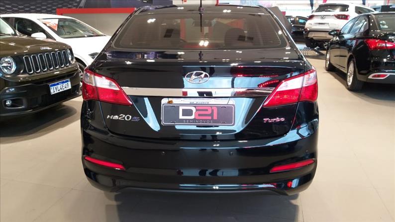 2017 Hyundai HB20S 1.0 Comfort Plus 12V Turbo