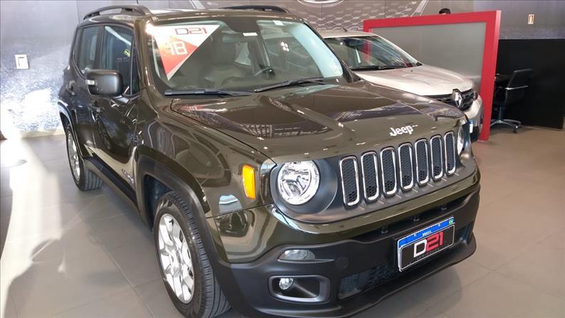 2018 Jeep RENEGADE 1.8 16V Sport