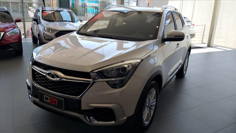 2020 Chery TIGGO 5X 1.5 VVT Turbo Iflex T