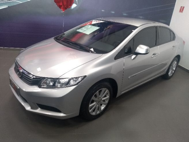 2015 Honda Civic 1.8 LXS 16V