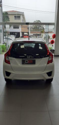 2017 Honda Fit 1.5 EXL 16V