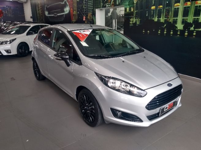 2017 Ford FIESTA 1.6 SEL Style Hatch 16V