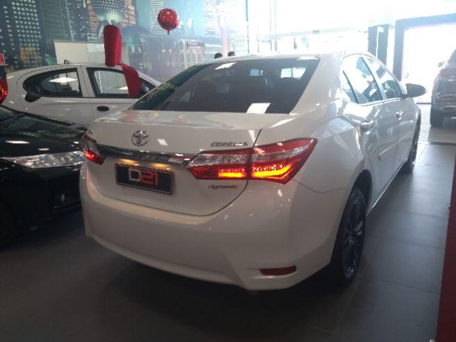 2017 Toyota COROLLA 2.0 Dynamic 16V