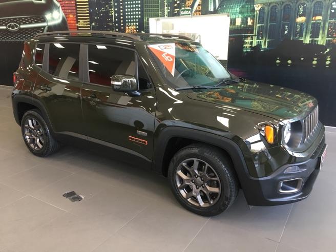 2016 Jeep RENEGADE 1.8 16V 75 Anos