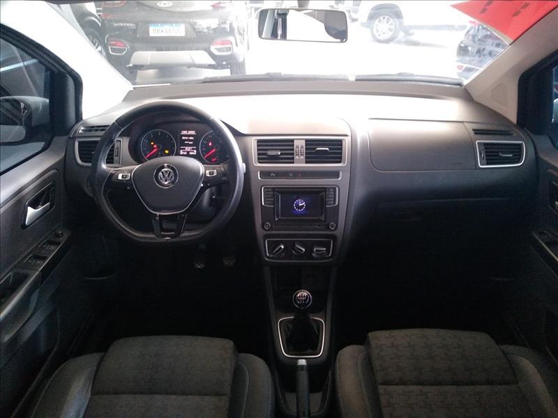 2017 Volkswagen FOX 1.6 MSI Comfortline 8V