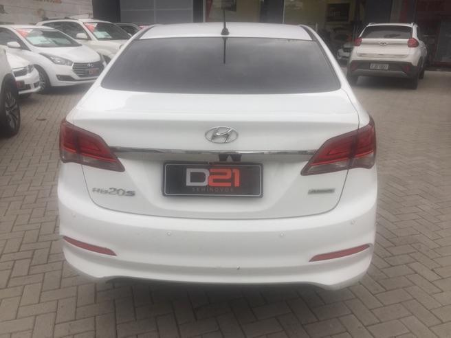 2017 Hyundai HB20S 1.6 Ocean 16V