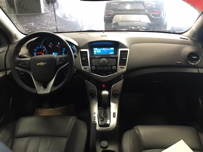 2015 Chevrolet CRUZE 1.8 LT Sport6 16V