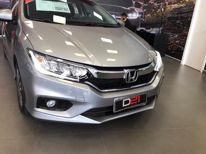 2018 Honda CITY 1.5 EXL 16V