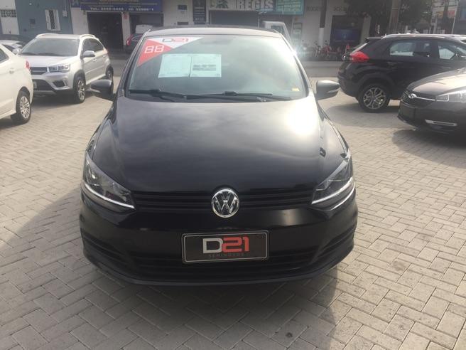 2017 Volkswagen FOX 1.0 MPI Trendline 12V
