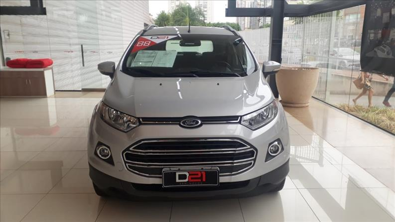 2014 Ford ECOSPORT 2.0 Titanium 16V