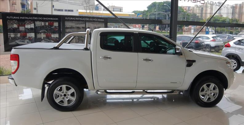 2015 Ford RANGER 2.5 XLT 4X2 CD 16V