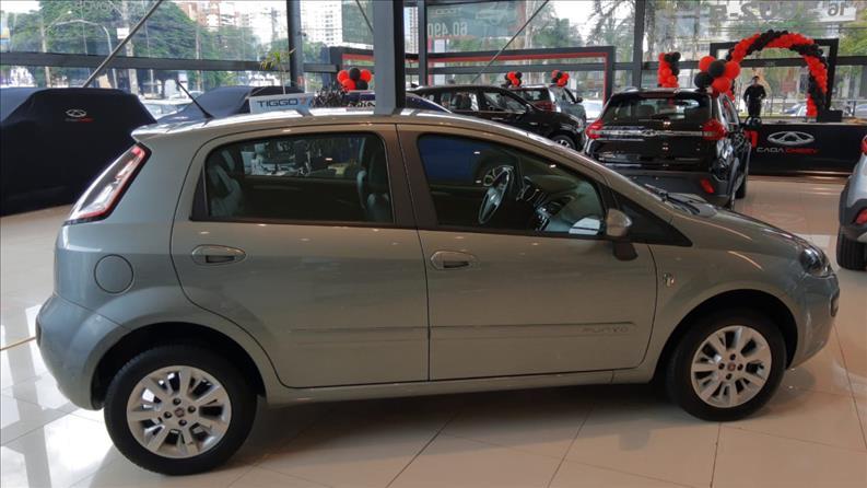 2016 FIAT PUNTO 1.4 Attractive 8V