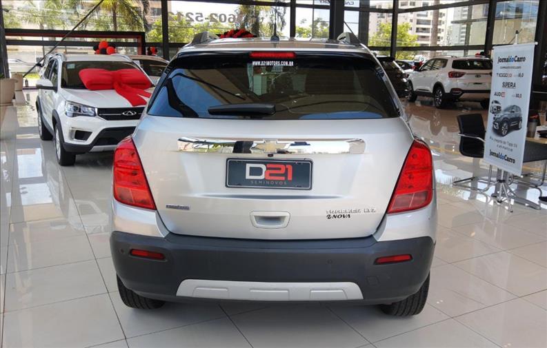2016 Chevrolet TRACKER 1.8 MPFI LTZ 4X2 16V