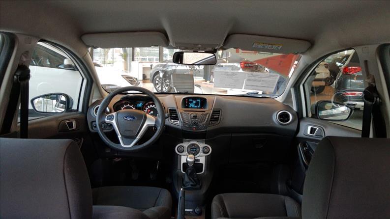 2017 Ford FIESTA 1.6 SE Hatch 16V