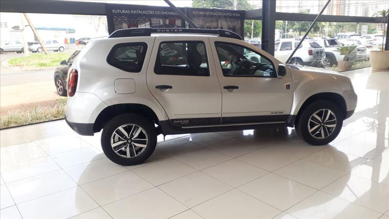2018 Renault DUSTER 1.6 16V SCE Dakar II
