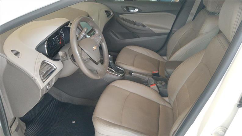 2017 Chevrolet CRUZE 1.4 Turbo LTZ 16V
