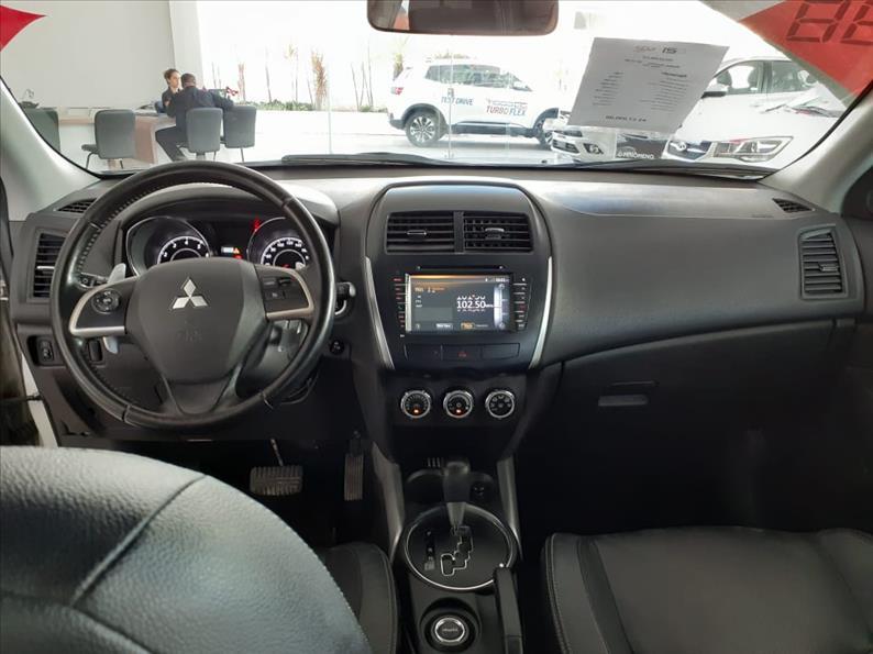 2015 Mitsubishi ASX 2.0 4X4 AWD 16V