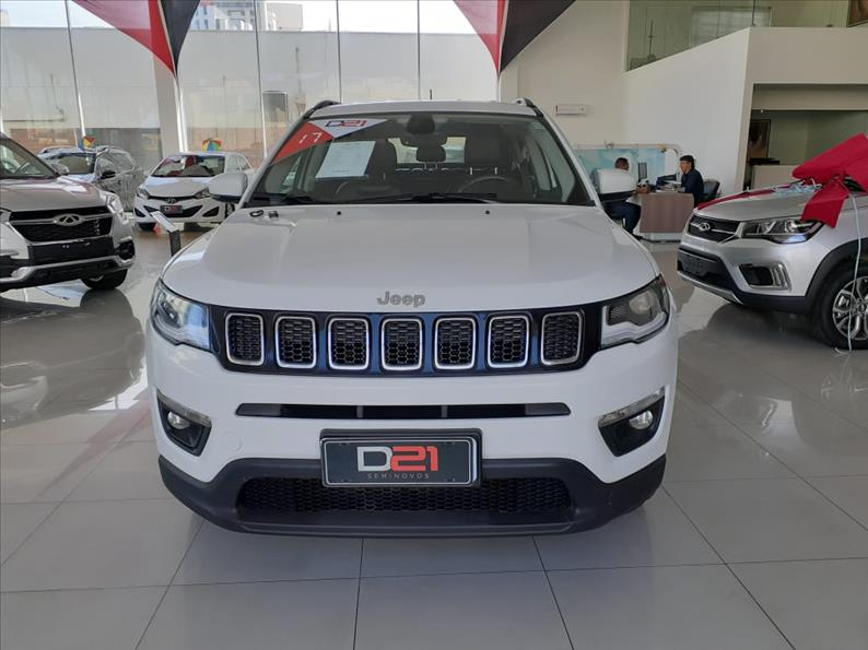 2017 Jeep COMPASS 2.0 16V Longitude