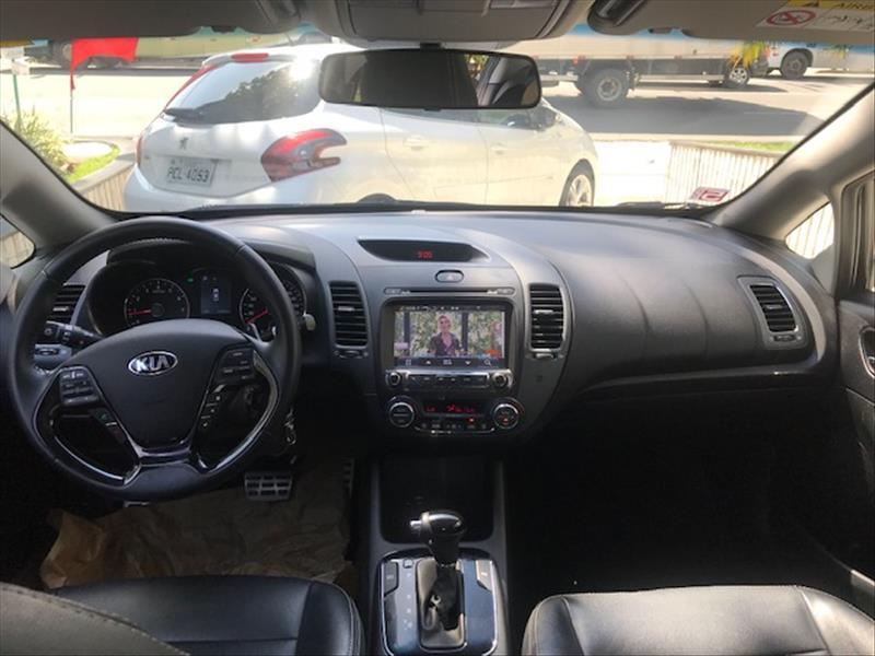 2018 Kia CERATO 1.6 SX 16V