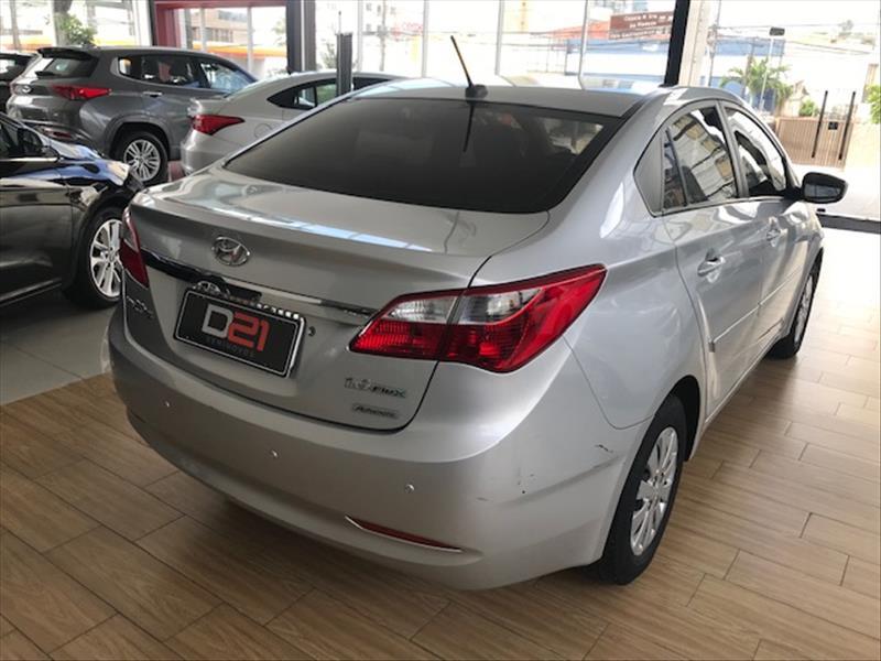 2015 Hyundai HB20S 1.6 Comfort Plus 16V