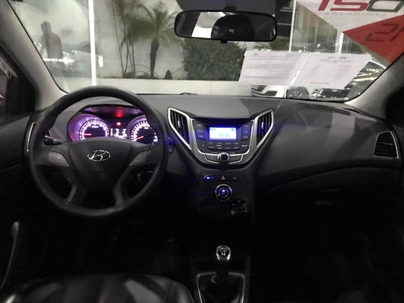 2015 Hyundai HB20 1.6 Comfort Style 16V