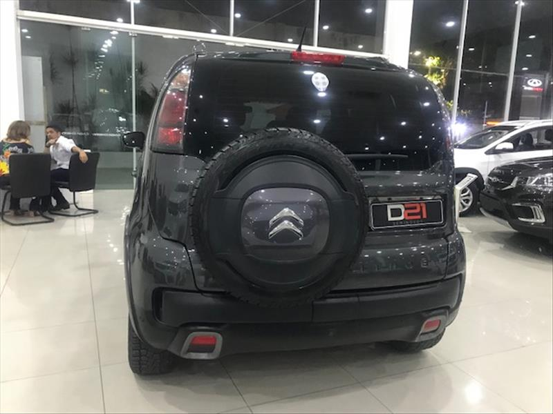 2017 Citro?n AIRCROSS 1.6 Shine 16V