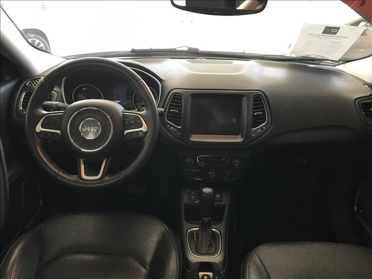 2017 Jeep COMPASS 2.0 16V Longitude